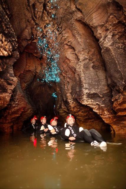 rafting waitomo caves