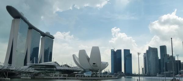 Marina Bay, Singapura