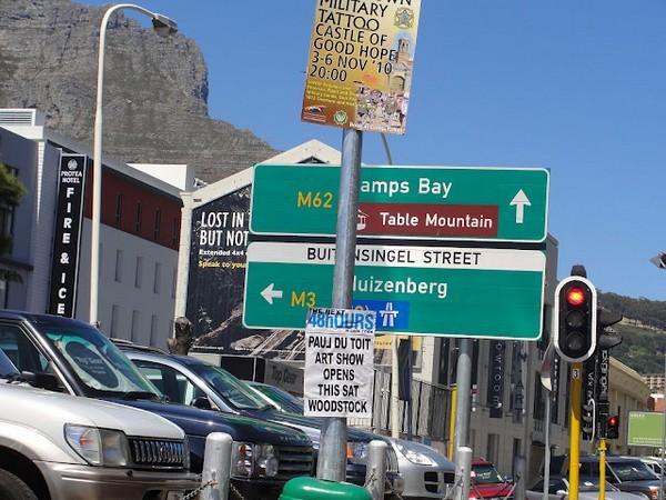 Cape Town - Cidade do Cabo