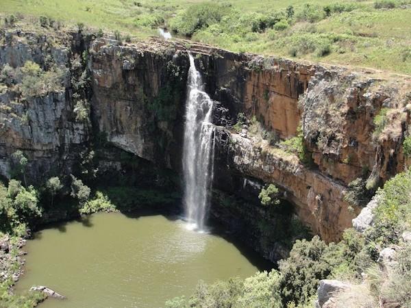 Berlin Falls, Africa do Sul