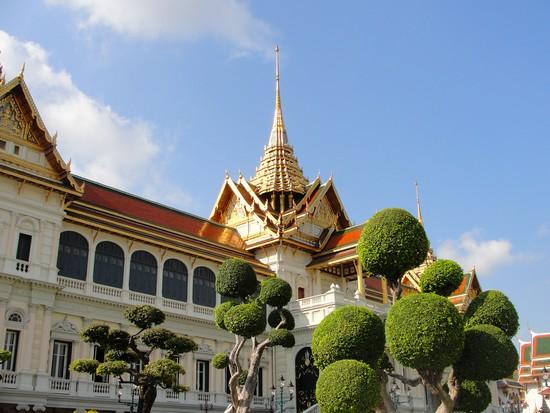 O Grand Palace em Bangkok - Dicas de Viagem Tailandia