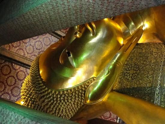 Detalhe do Buda