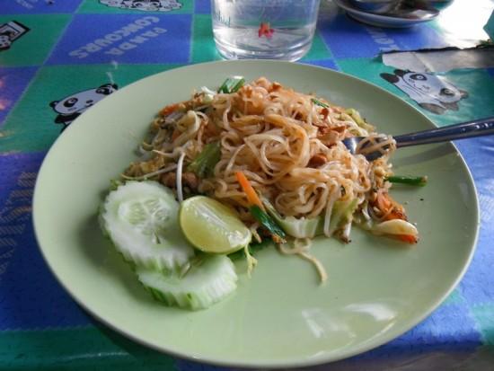 pad thai - Preciso Viajar