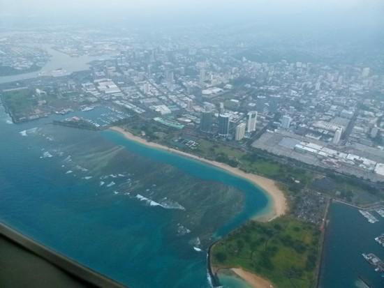 como se locomover entre as ilhas do hawaii