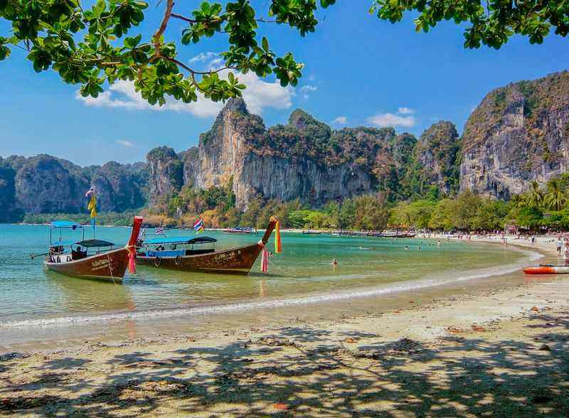 praias tailândia