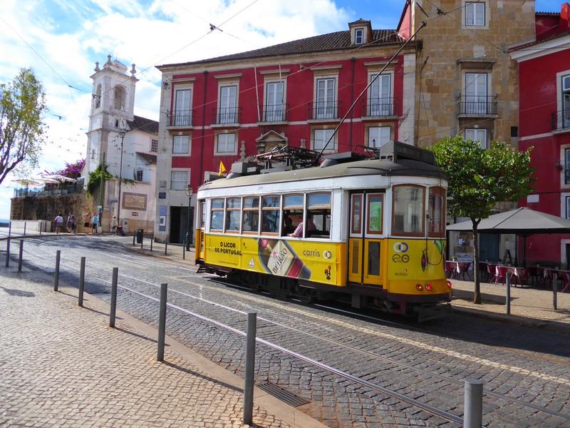 roteiro de 3 dias em Lisboa