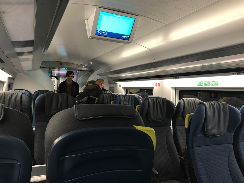 eurostar londres paris