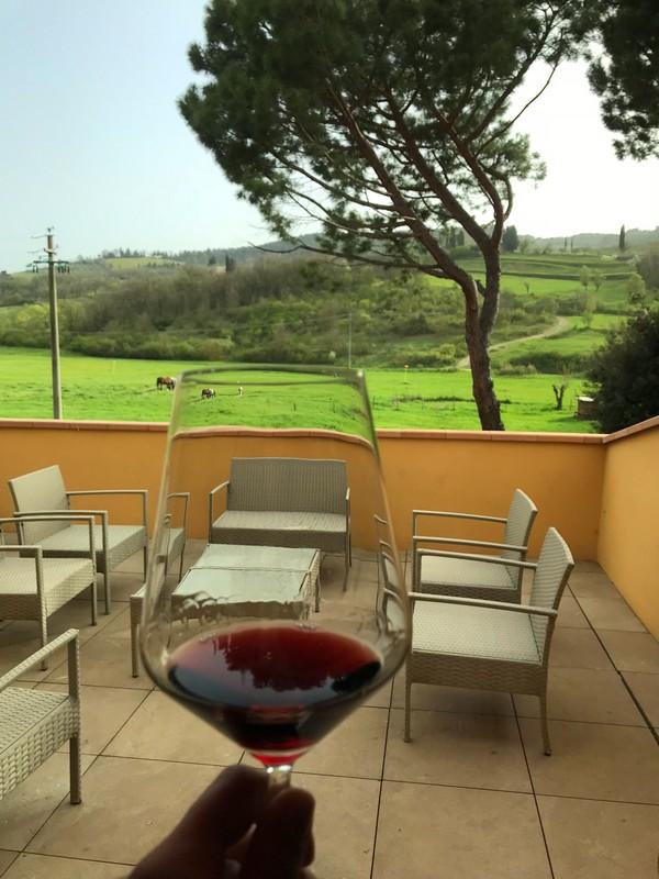 vinicolas na toscana