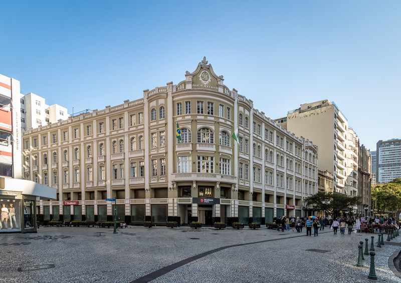 atrações gratuitas em Curitiba