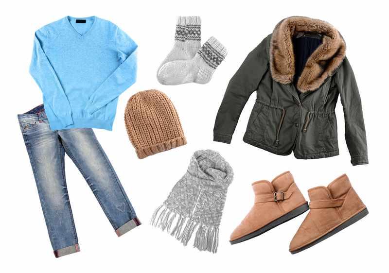 roupas frio em portugal