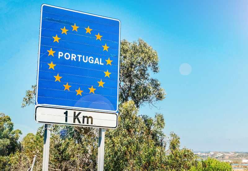 placa portugal