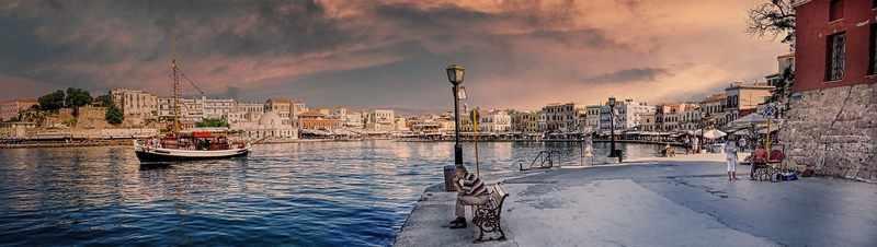 chania porto veneziano