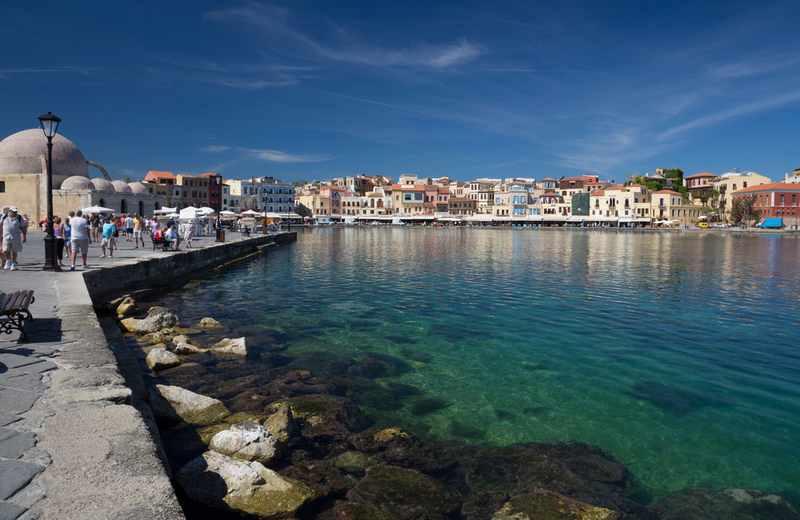porto veneziano em chania