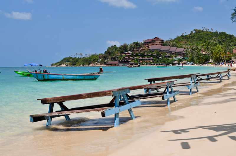 preciso viajar tailandia