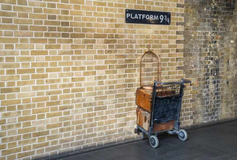 plataforma harry potter
