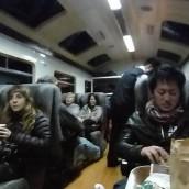 O trem para Machu Picchu